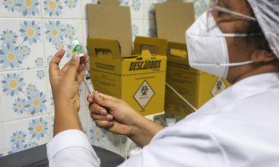 Salvador inicia segunda etapa da vacinação contra a gripe nesta terça-feira