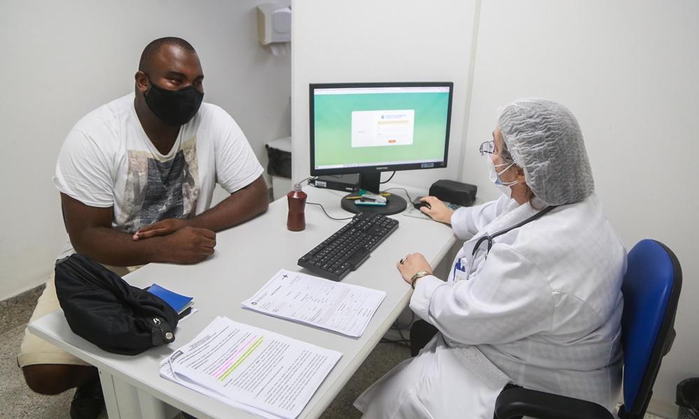 Novo mutirão cadastra pacientes com doenças crônicas para vacinação nesta sexta em Salvador