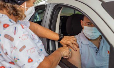 Lauro de Freitas aplica segunda dose da AstraZeneca hoje