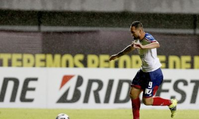 Gilberto marca e Bahia derrota Guabirá na Sul-Americana