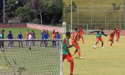 Camaçari e Camaçariense estreiam na segunda divisão do Campeonato Baiano em junho
