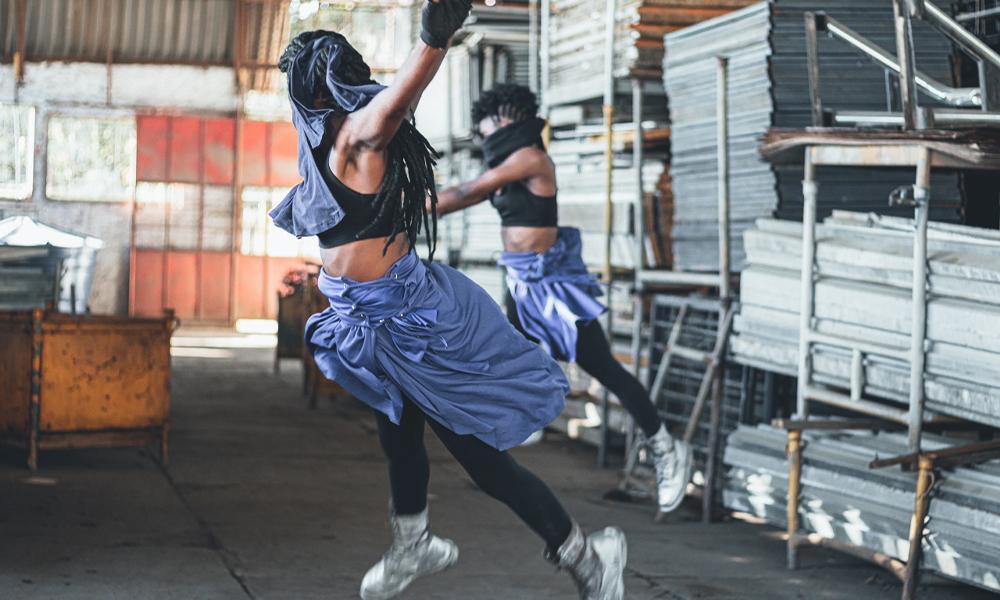 Espetáculo de dança Homens de Ogum estreia neste sábado no YouTube