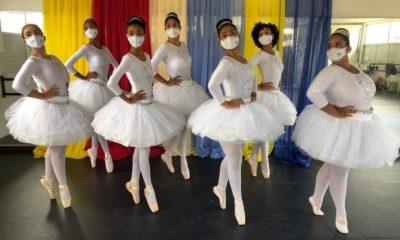 Escola de Ballet Diasdança divulga resultado de processo seletivo