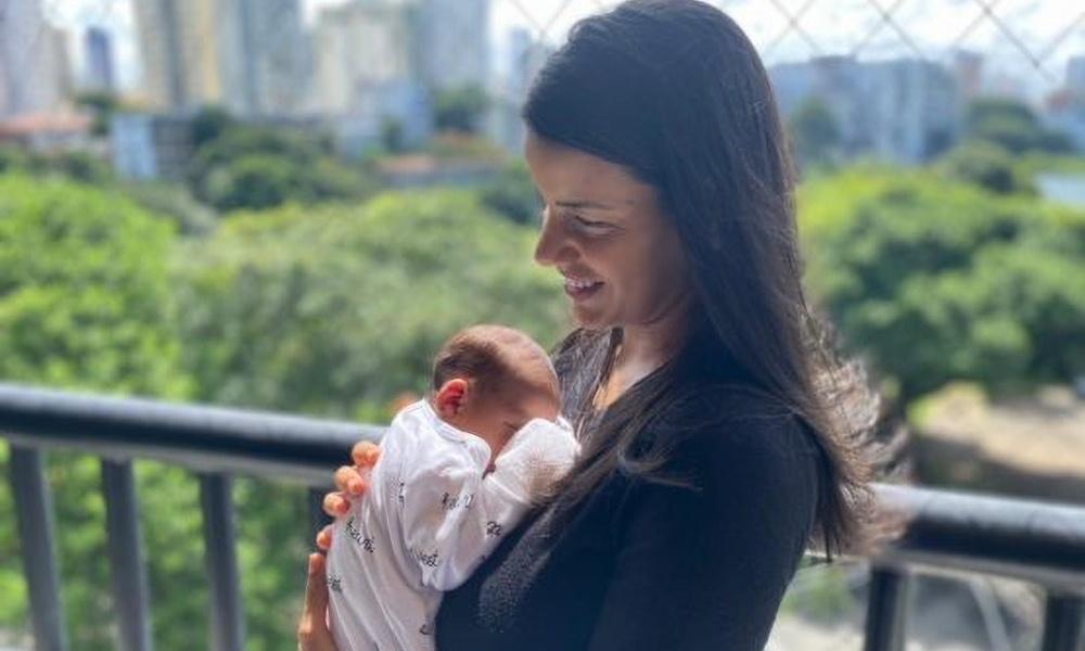 Bahia registra nascimento de primeiro bebê com anticorpos contra a Covid-19