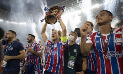 Bahia supera o Ceará e conquista a Copa do Nordeste