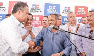 Elinaldo apresenta demandas de Camaçari ao Estado e solicita apoio da Serin e Setur