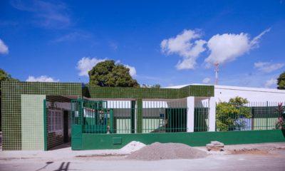 Centro Integrado de Educação Infantil da Bomba deve ser entregue em junho