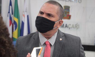 Líder da oposição, Dentinho define diálogo como base do trabalho na Câmara