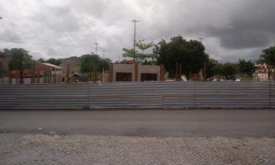 OAB Camaçari pede suspensão imediata da obra da praça de Vila de Abrantes