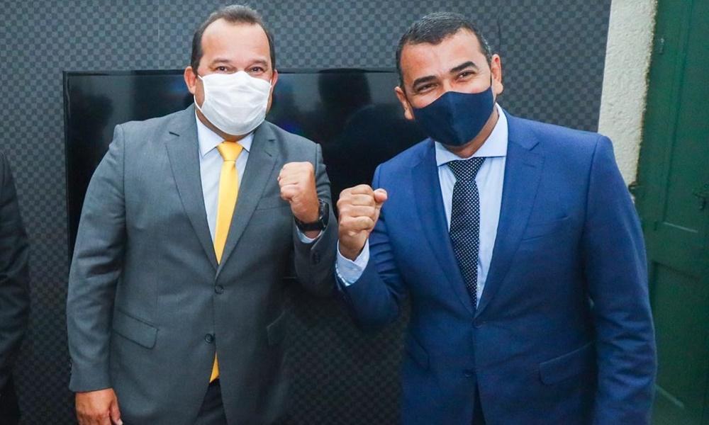 Júnior Borges pede apoio de Geraldo Júnior contra medida provisória que visa extinção do REIQ