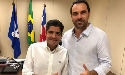 """""""A nossa luta é para que o PSDB e o Democratas caminhem juntos em 2022"""", comenta Adolfo Viana"""