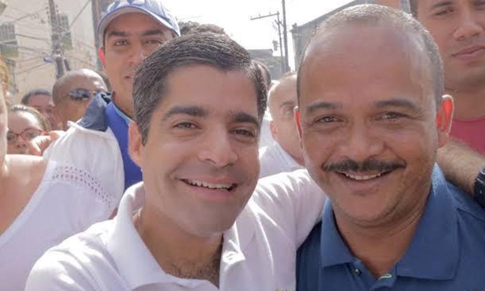 """""""Com certeza vai governar a Bahia"""", declara Elinaldo sobre ACM Neto"""