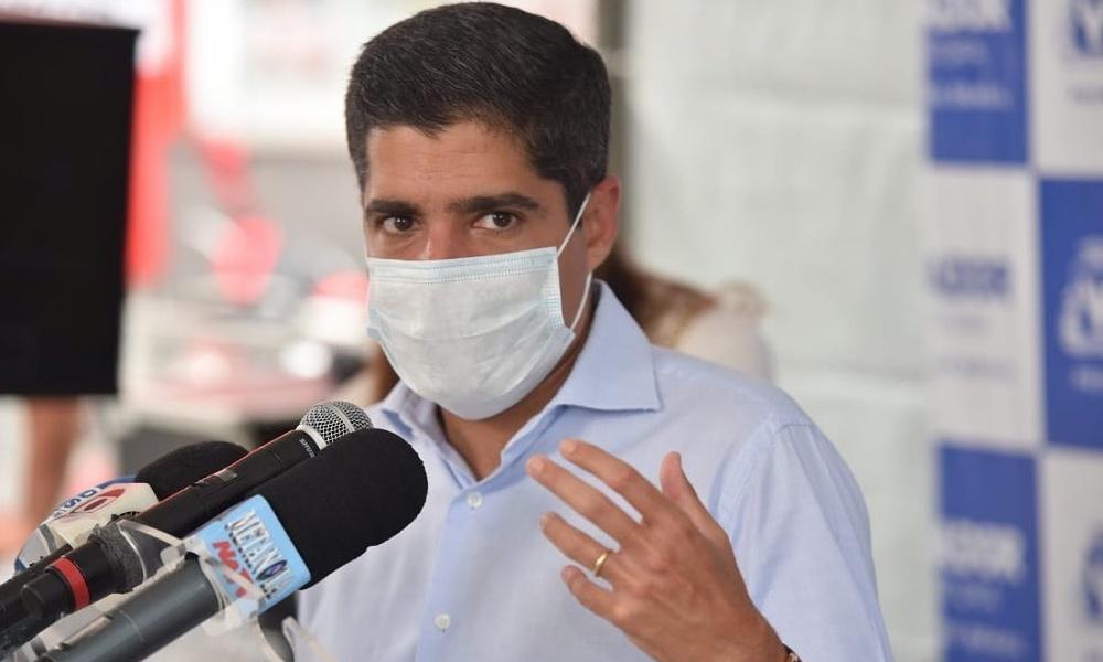 ACM Neto acusa Doria de impor saída de Rodrigo Garcia do Democratas