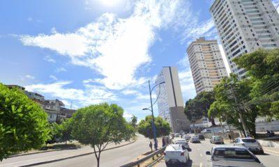 Trecho próximo à ladeira do HGE será interditado em Salvador