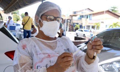 Vacinação dos profissionais de imprensa começa nesta terça-feira em Lauro de Freitas