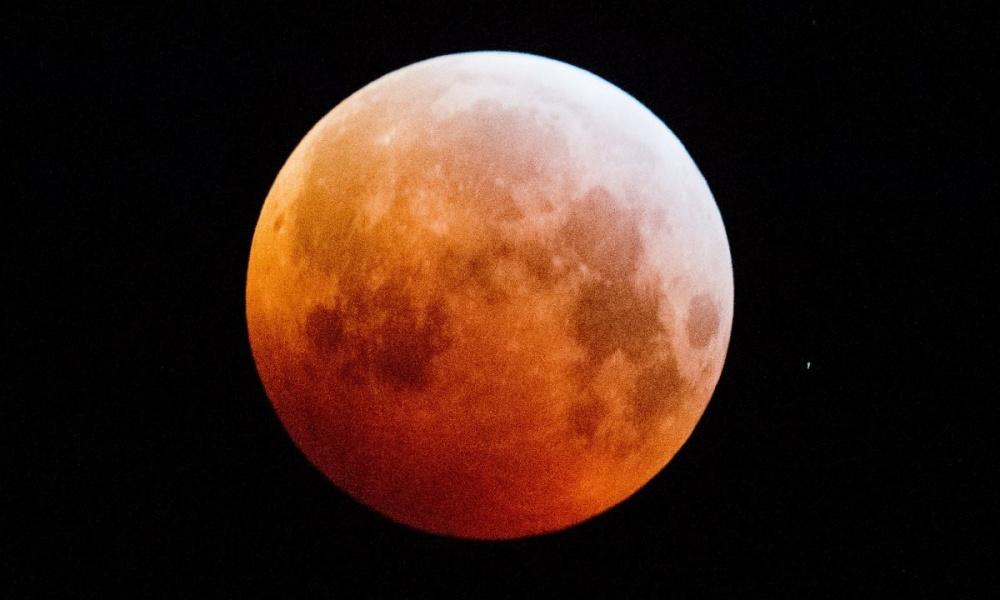 Eclipse com superlua poderá ser visto nesta quarta-feira