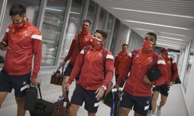 Delegação do Independiente testa positivo para Covid-19 e jogo contra o Bahia é adiado