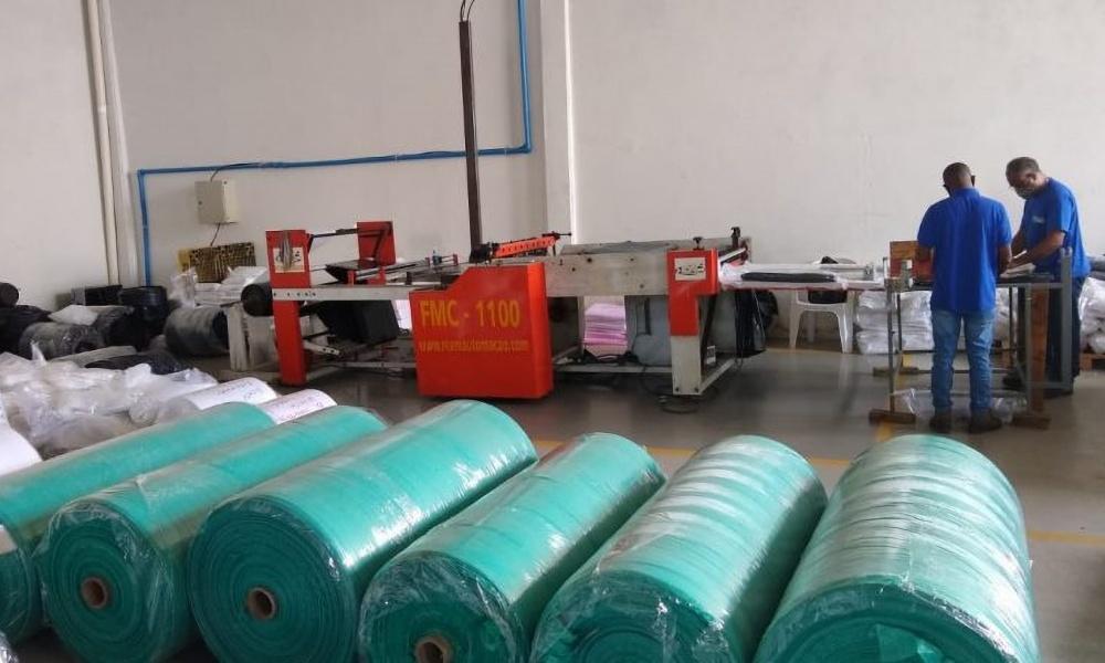 Interplast vai investir R$ 2 milhões na ampliação e modernização da fábrica em Camaçari