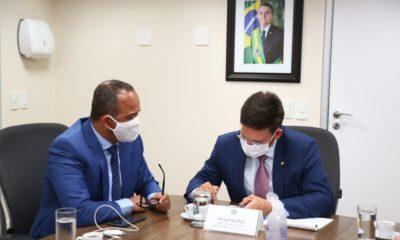 Em reunião com ministro da Cidadania, Elinaldo debate possibilidade de hospital-escola em Camaçari