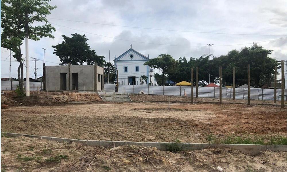 Vila de Abrantes: Seinfra mantém posicionamento e afirma que projeto foi concebido respeitando contexto histórico