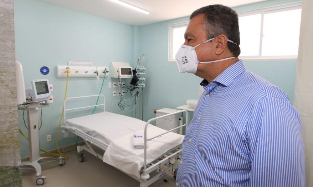 Rui Costa sinaliza que Bahia vai adotar novas medidas restritivas