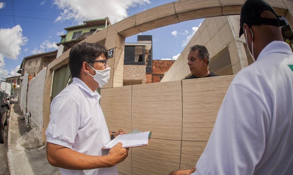 Programa Casa Verde e Amarela chega à Gleba B para estudo preliminar