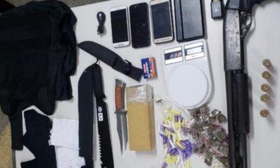 Suspeito de matar PM em Arembepe é preso; acusado fez companheira de refém antes da prisão