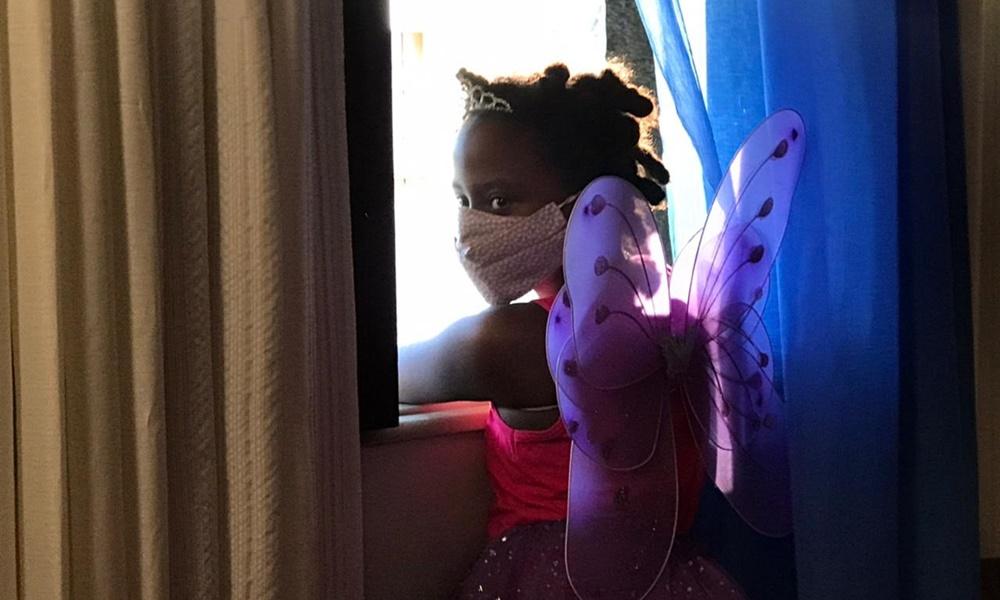 Em fase de produção, curta baiano apresenta olhar das crianças sobre a pandemia