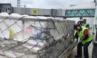 Bahia receberá nesta sexta-feira remessa com 566.750 vacinas da AstraZeneca e CoronaVac