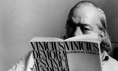 Acervo da vida e obra do poeta Vinicius de Moraes é disponibilizado online