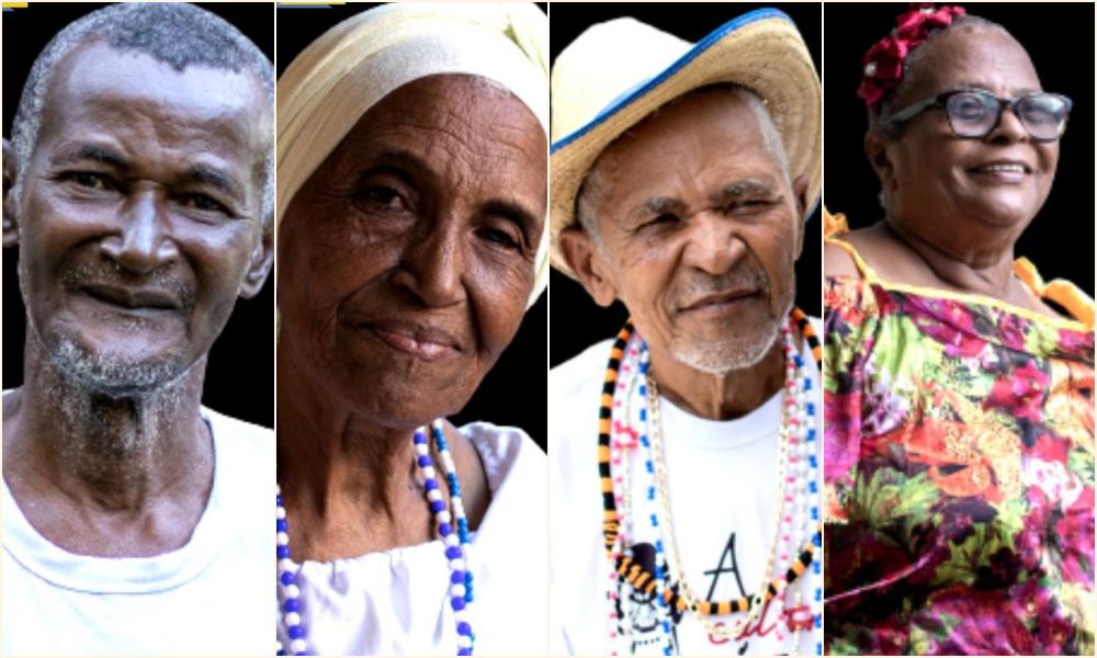 Websérie mostra história de mestras e mestres da cultura popular de Camaçari