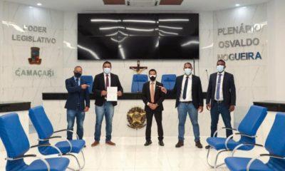 Cinco vereadores criam Bancada da Renovação na Câmara de Camaçari