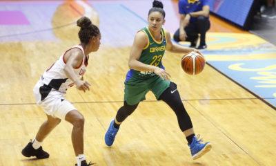 Brasil enfrenta Estados Unidos nesta sexta-feira pela semifinal da AmeriCup de Basquete Feminino
