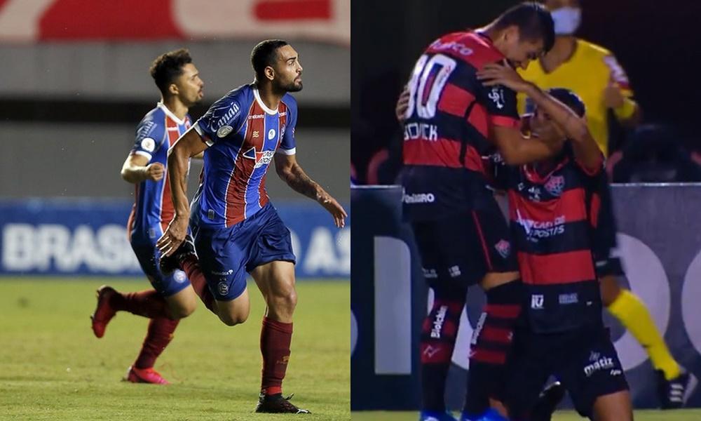 Dupla Ba-Vi se prepara para encarar mais um jogo do Campeonato Brasileiro nesta quarta-feira