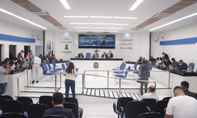 Câmara vai debater Plano Emergencial de Camaçari em audiência pública