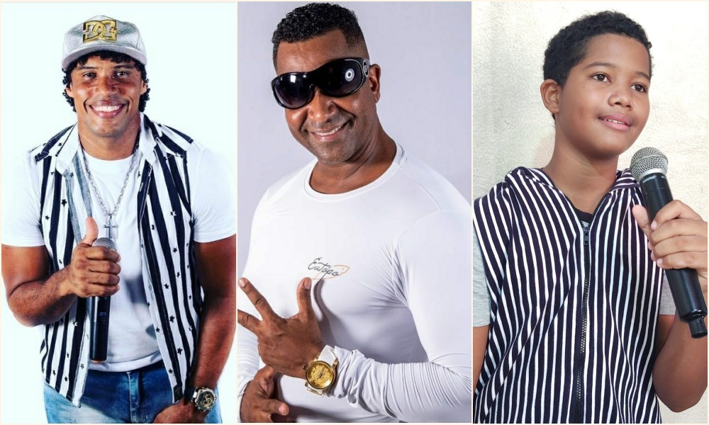 Pincel Reis & Banda realizam live junina com Renatinho da Bahia e Kauê Fernandes