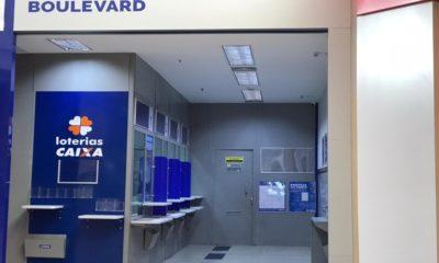 Camaçarienses passam a contar com serviços de lotérica no Boulevard Shopping
