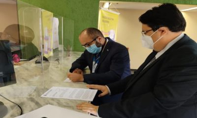 Em Brasília, Tagner solicita nova sede da Agência dos Correios em Camaçari