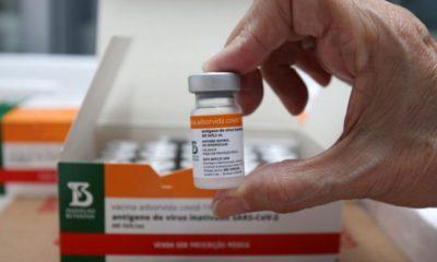 Camaçari: mais de 5 mil pessoas não compareceram para tomar a segunda dose contra Covid-19
