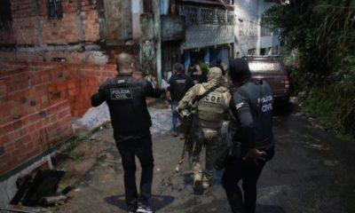 Explosivista morto em ação policial em Salvador estava foragido de presídio no Maranhão há mais de um ano