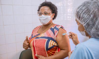 Vacinômetro: Camaçari possui 28,87% da população vacinada com a primeira dose contra Covid-19