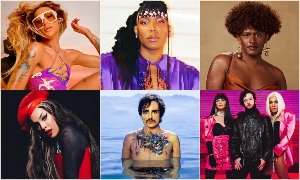Orgulho LGBTQIA+: conheça artistas da nova música popular brasileira