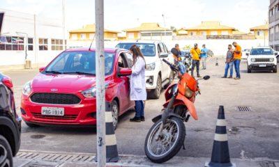 Lauro de Freitas monta barreiras sanitárias em unidades de saúde
