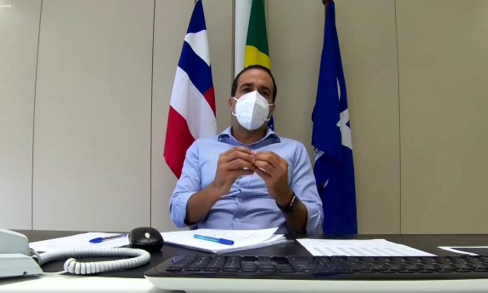 Salvador planeja evento-teste em julho para liberação de festas ainda este ano