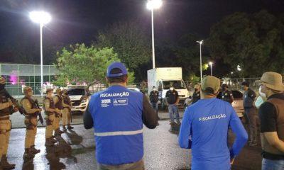 Sedur intensifica fiscalização no período junino para evitar aglomerações em Salvador