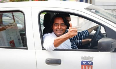 Dr. Pitágoras é solto após ser detido por posse ilegal de armas