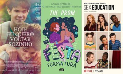 Dia do Orgulho: confira opções de filmes, livros e séries com representatividade LGBTQIA+