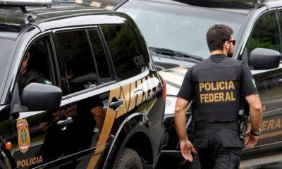 Polícia Federal cumpre mandados contra fraudes no INSS em Camaçari e Dias d'Ávila