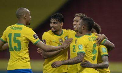 Seleção Brasileira vence o Equador e segue invicto nas eliminatórias da Copa do Mundo