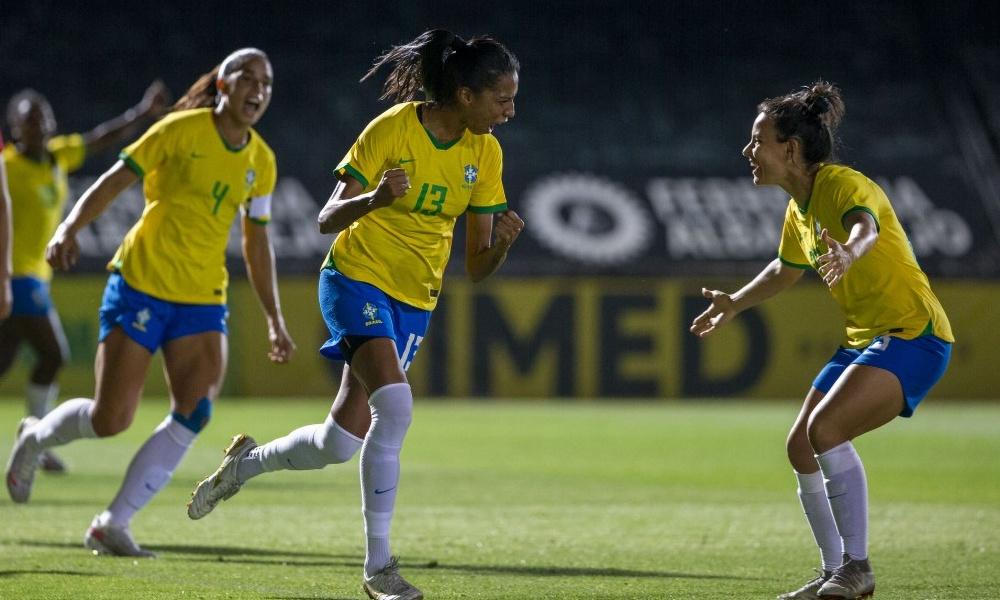 Brasil e Canadá se enfrentam nesta segunda-feira, antes dos Jogos Olímpicos de Tóquio